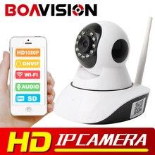 2MP HD 1080 P Smart IP Caméra WIFI Nuit Vision Deux façon Audio Sans Fil Bébé Moniteur CCTV Surveillance Caméra IP WI-FI BOAVISION