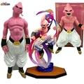 44cm Super Big Figuarts ZERO Majin Buu Anime Dragon Ball Z Boo PVC Action Figure Collection Model Kids Toy Doll