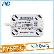 V6 PT100 Amplifier Board Sensor High Accuracy Temperature White Upgrade 3D printer Parts