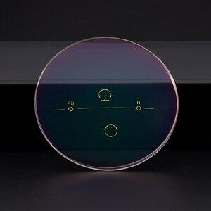 Image 2 - אנטי כחול Ray עדשת 1.56 משלוח מתקדמת טופס מרשם אופטי עדשת משקפיים מעבר UV כחול חוסם עדשת לעיניים הגנה