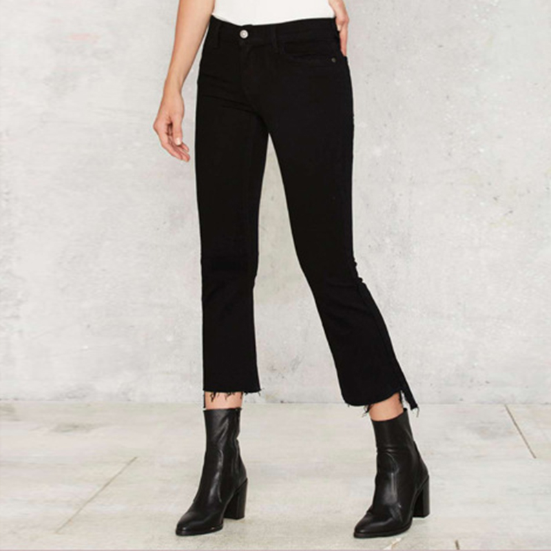 Compare Prices on Black Flare Jeans- Online Shopping/Buy Low Price ...