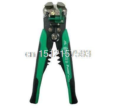 New 1 Pcs Wire Stripper Crimping Pliers Multifunctional Terminal Tool 8PK-371D  цены