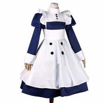 2018 Japanese anime Black Butler Kuroshitsuji Mey Rin Cosplay Costume Custom Made Cosplay costumes Multi-styles - DISCOUNT ITEM  0% OFF All Category