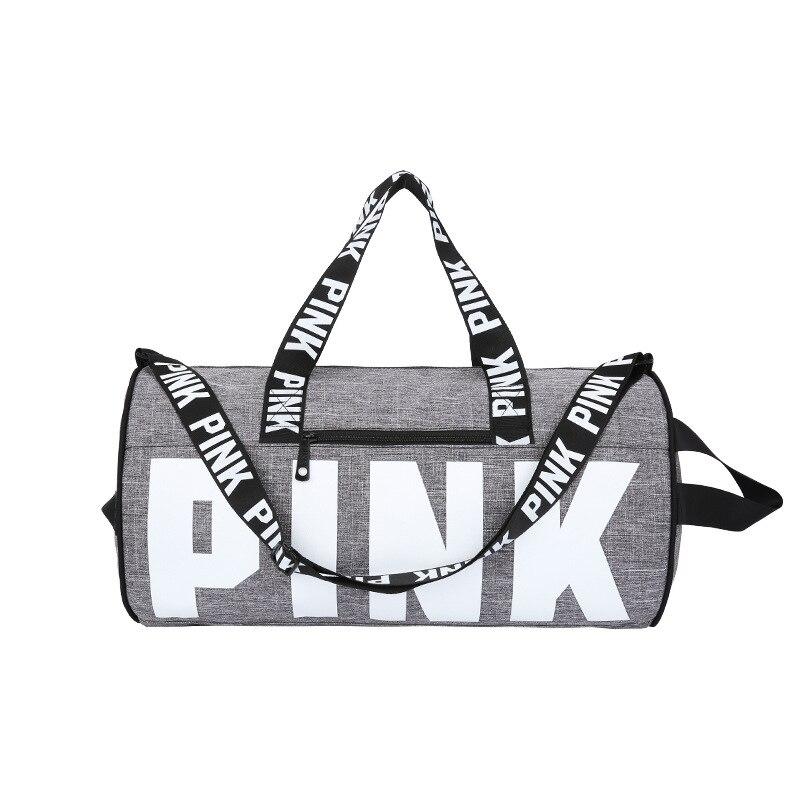 VS розовый Для мужчин; для женщин путешествия вещевой мешок Бизнес большой секрет емкость вещевой сумки Сумки Виктория пляжная сумка