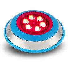 Высококачественный светильник для бассейна 6 Вт 9 Вт 12 Вт ac12в настенный EGB светодиодный подводный светильник IP68 водонепроницаемый наружный подводный светильник