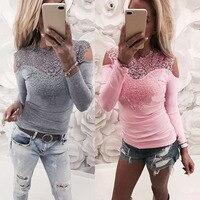 Сезон: весна лето трикотажные для женщин футболка высокая эластичность Половина рукава Топ Мода Тонкий Sxy Женская