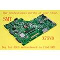 X75vd mainboard motherboard para asus x75vb x75vd rev: 3.1 Com cpu GT 610 M Laptop Motherboard Totalmente Testado & Funciona Perfeito