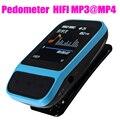 2016 nueva Original Pedo bear Meter Sport MP3 reproductor de música con reloj pulsera inteligente podómetro alta calidad alta fidelidad lossless grabadora FM