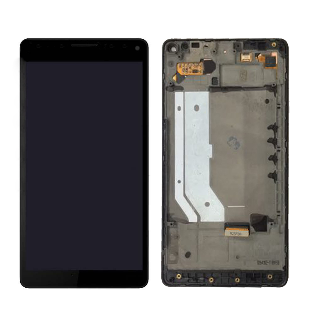 Full LCD + Frame For Nokia Lumia 950 XL LCD Display with Touch Screen Digitizer Assembly Free ShippingFull LCD + Frame For Nokia Lumia 950 XL LCD Display with Touch Screen Digitizer Assembly Free Shipping