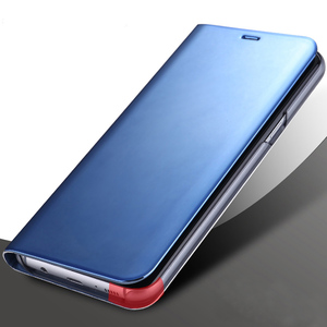 Image 5 - Flip Cover Mirror Phone Case For Samsung Galaxy S9 Plus S8 S7 edge S6 Note 8 5 Max A8 2018 J7 J5 J3 2017 EU A5 A3 A7 J730 Note8