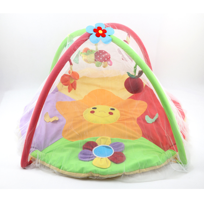 Baby Bed Net Mosquito Net Game Pad Mosquito Net 140x140cm