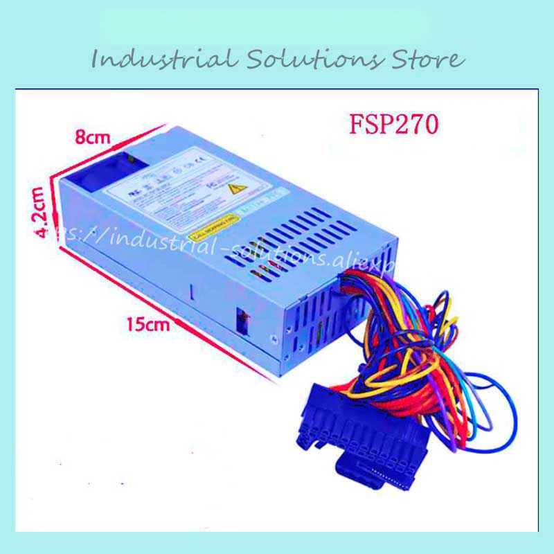 power supply Small 1U power supply FSP270 power AC 100V-240V input бензогенератор aurora age 2500