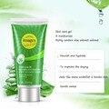 2 Pcs Novo Gel de Aloe Vera Extrato Essência Creme Hidratante Facial Hidratante Anti-inflamatório Da Acne Tratamento Removedor de Cabeça Preta