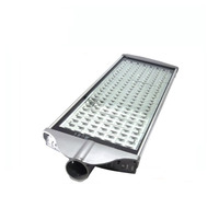 2X High quality LED street light 182W IP65 with Bridgelux chip high efficience round lamp express free shipping