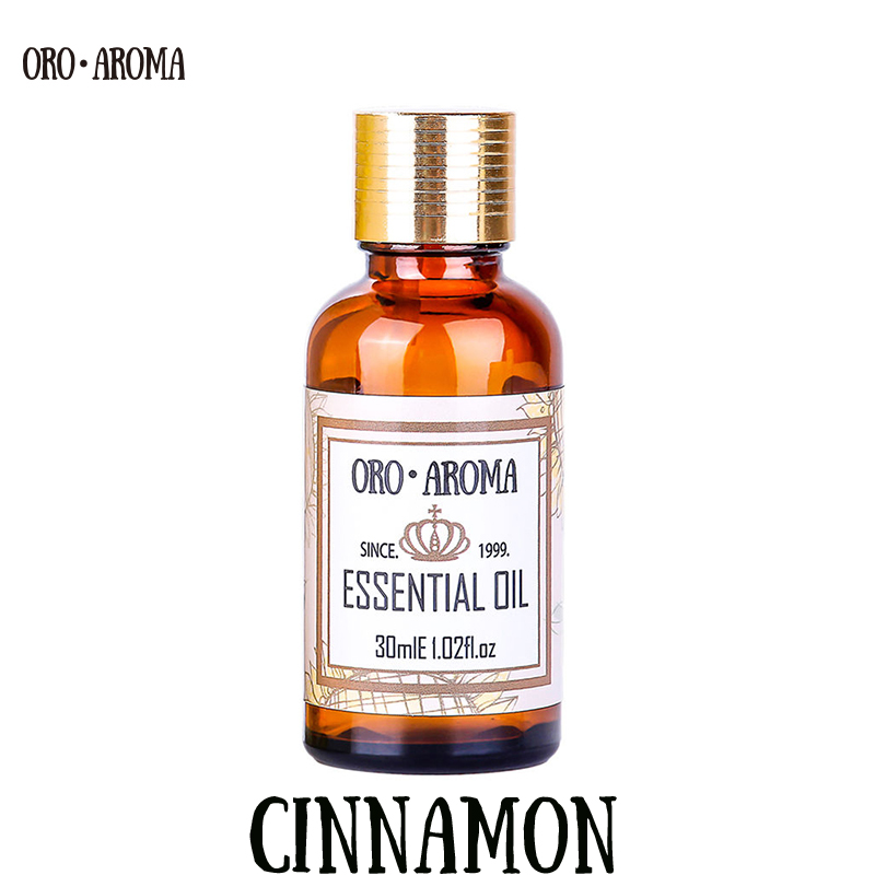 Famous brand oroaroma natural cinnamon essential oil Tighten the skin,Soothe the digestive tract anti-aging cinnamon oil famous brand oroaroma free shipping natural musk essential oil relieve the nerve balance mood aphrodisiac musk oil
