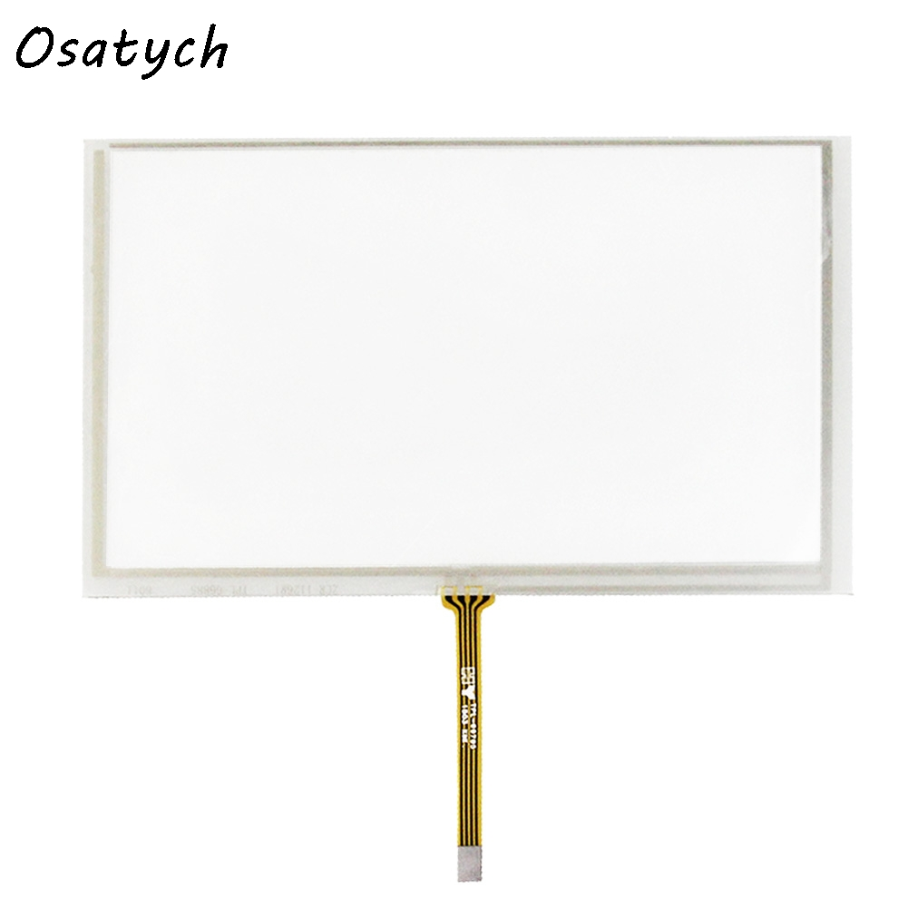 Original 6.2inch Resistive Touch Screen Panel Glass 155*88mm Use On Bable New For Display Size 144*80mm Replacement
