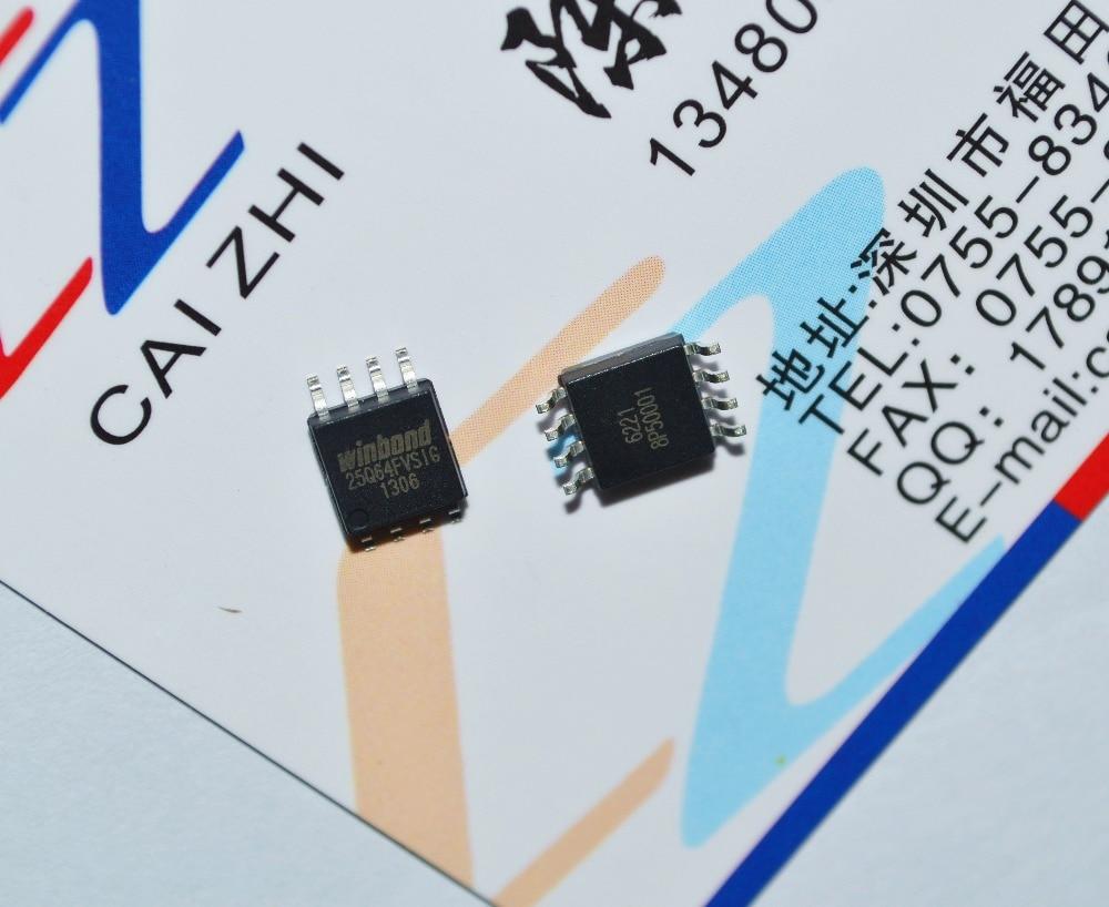 Электронные компоненты и материалы 25Q64FVSIG W25Q64FVSSIG