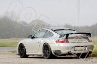 98-05 911 996 GT2 GT3 ARRIÈRE FENÊTRE AILE SPOILER DE TOIT