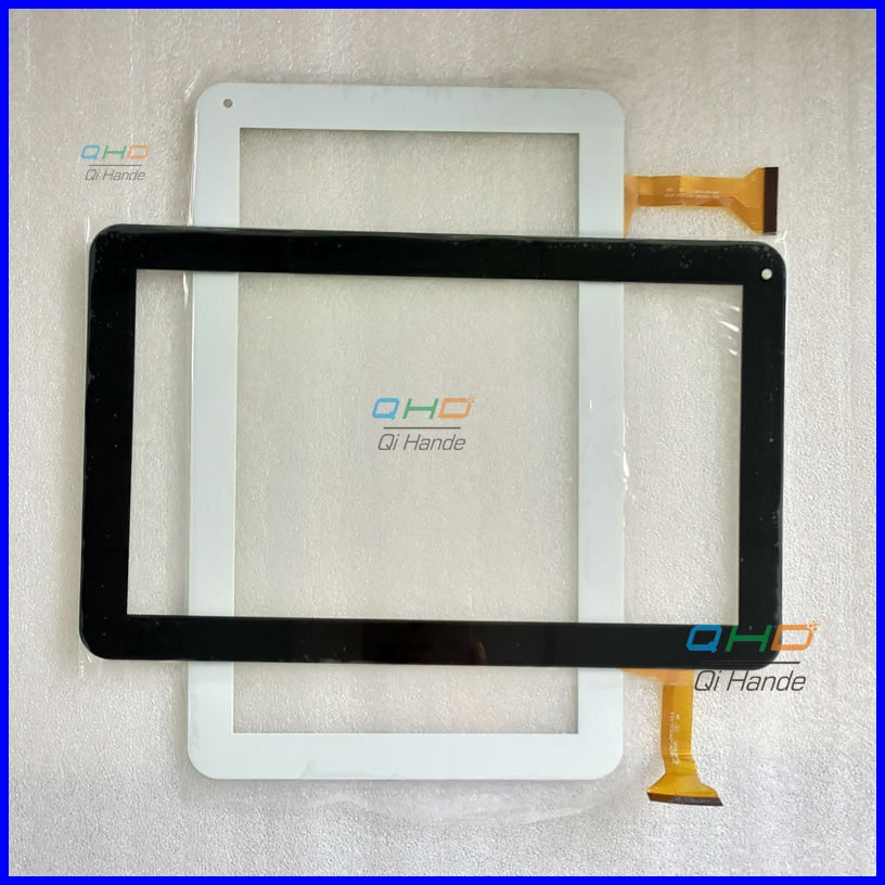 New 10.1 -inch sensor For DH-1007A1-FPC033-V3.0 Tablet PC Capacitive touch screen Panel Digitizer Replacement Free Shipping new replacement capacitive touch screen digitizer panel sensor for 10 1 inch tablet vtcp101a79 fpc 1 0 free shipping