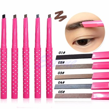 Waterproof Eyebrow Pencil Liner Eye Brow Powder Cosmetic Beauty Makeup Tool
