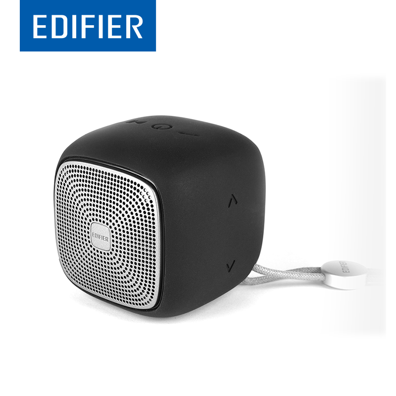 EDIFIER MP200 Portable Bluetooth Speaker High Quality IP54 Waterproof With Mic Support Hands