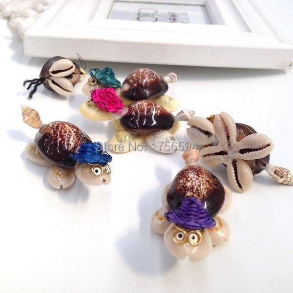 3 Pcs Cute Hat Tortoise DIY Home Decor Small Turtle Small Study