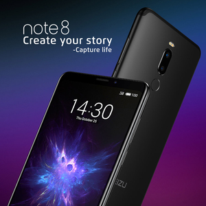 Image 5 - הגלובלי גרסה Meizu הערה 8 4GB 64GB נייד טלפון Snapdragon 632 אוקטה Core Note8 Smartphone מלא מתכת גוף מצלמה אחורית כפולה