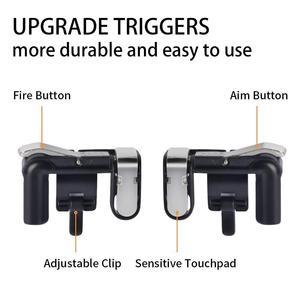 Image 3 - Pubg 모바일 컨트롤러 아이폰 안드로이드 전화 게임 패드 모바일 게임 게임 패드 조이스틱 l1 r1 트리거 l1ri 화재 버튼