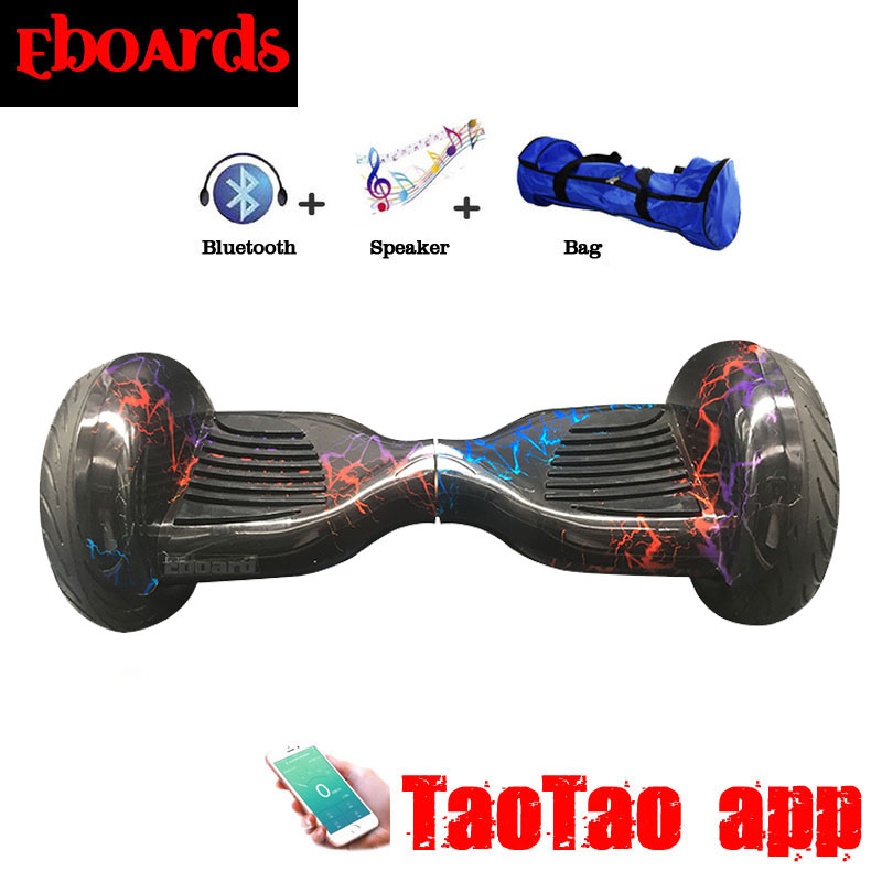 Tao tao Smart Hoverboard Bluetooth Electric Giroskuter 10