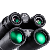 Binoculars 8X42 Outdoor Sport Tourism Hiking Trave Fishing Waterproof Mobile Phone Camera Non perspective Telescope Good Gift