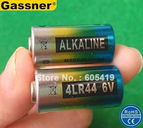 800 шт. 4LR44 сотовый свежие 6 В Щелочная батарея, ошейник батареи 4LR44 <font><b>4A76</b></font>