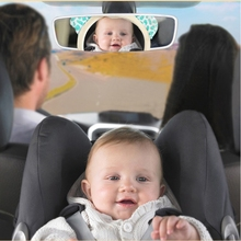 Mirrors Monitor Car-Back-Seat Baby Rear Facing Adjustable Safety Toddler Useful Infant