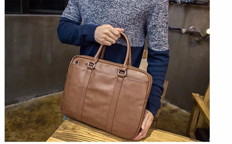 حقيبة جلدية فاخرة 8