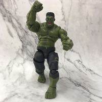 SHF Avengers War Infinity Hulk Figure Action Collectible Model Toy Doll For Gift