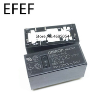 10 шт. Omron Реле G2RL-1-E-5VDC G2RL-1-E-12VDC G2RL-1-E-24VDC 250V 16A РЕЛЕ 8 pin реле 5В/12В/24VDC реле