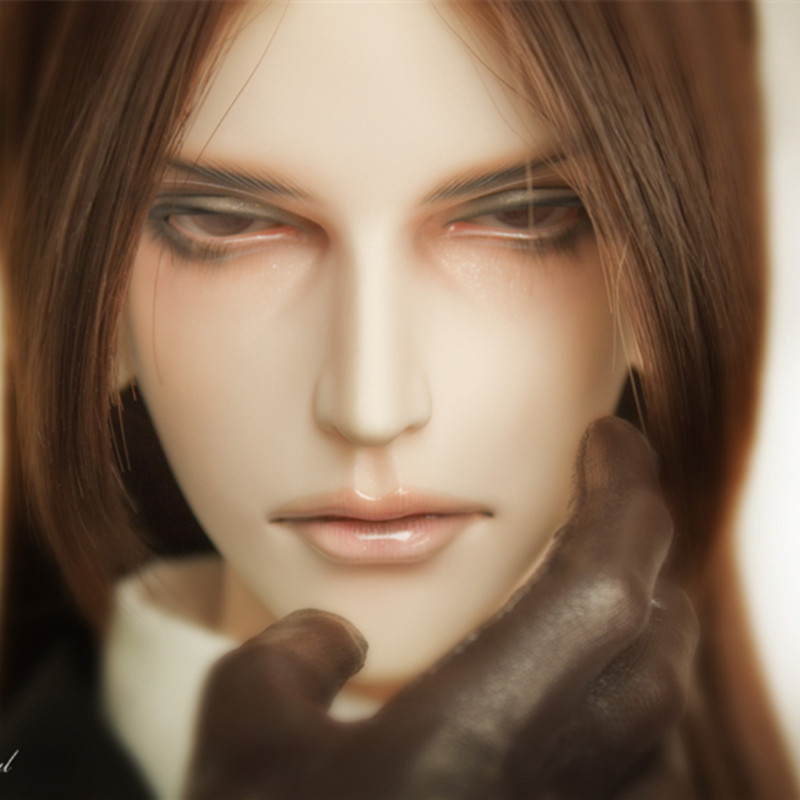 1/3 bambola Lacrimosa gli occhi Figure In Resina di trasporto 80 cm del corpo caldo bjd Giocattolo regali