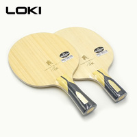LOKI God3 Professional KOTO ALC Table Tennis Blade Advanced Carbon Ping Pong Blade Fast Attack Arc Table Tennis Racket OFF++