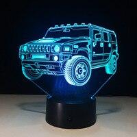 Novelty Usb Led 3d Lamp Bedroom Mini Led Lights Battery Powered Acrylic 3d Night Light Lamparas