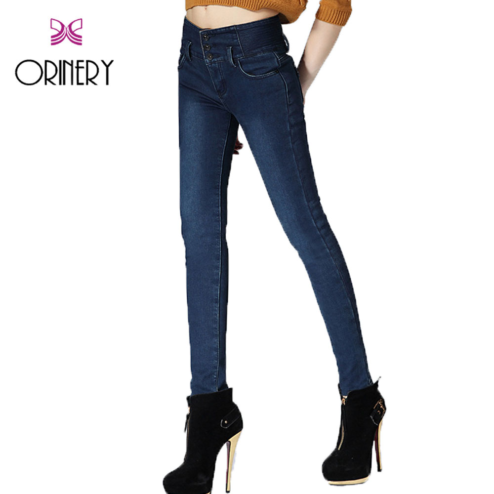 Online Buy Wholesale black ladies jeans from China black ladies ...