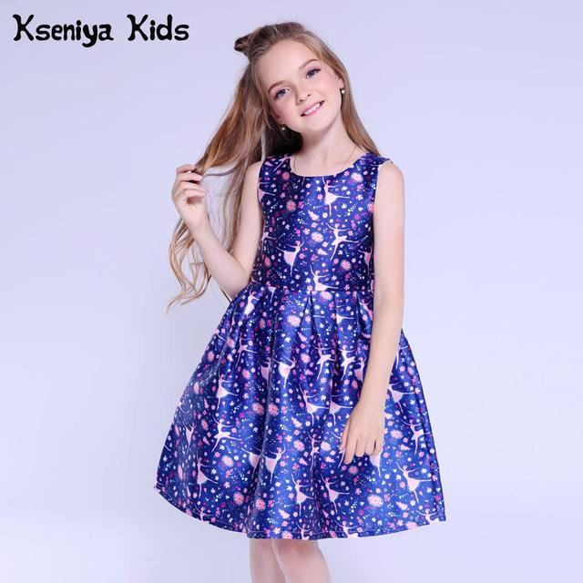 Kseniya Kids Wedding Dresses Girls Summer Dress For Baby Girl ...