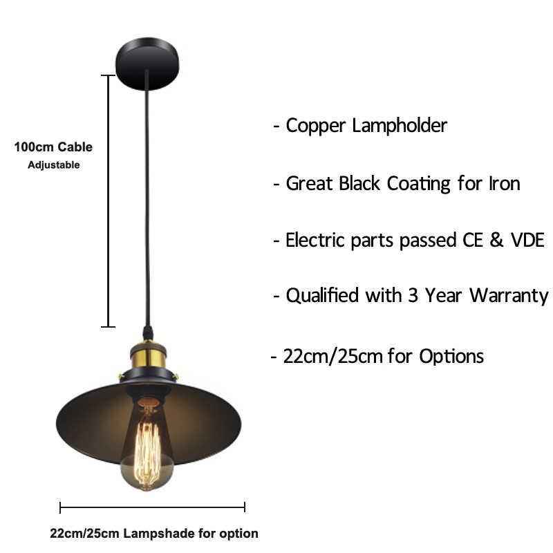 Промышленный люстра светильник ing светодиодный люстры черные медные люстры винтажный светильник для столовой подвесной светильник для дома бара ресторана