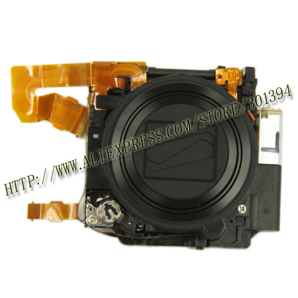 FREE SHIPPING! Digital Camera Replacement Repair Parts For CASIO ZR20 Lens Zoom Unit