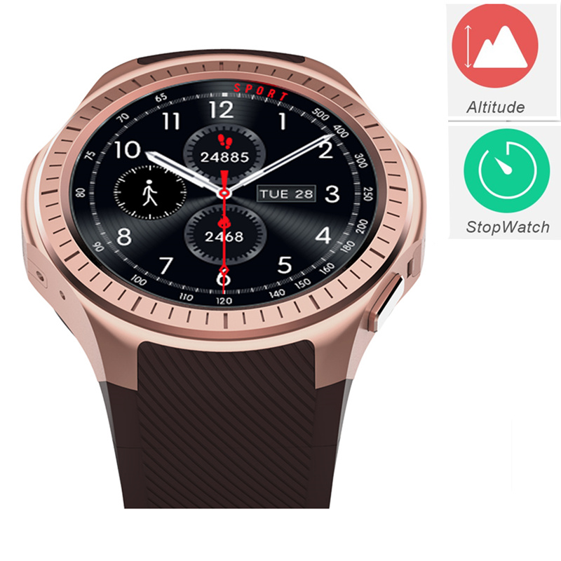 touch screen smartwatch G8plus VS DM368 with altitude meter heart rate monitor stopwatch relogio inteligente Wearable