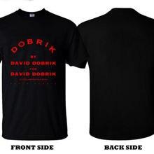 afc20fb4ba5a4 Dobrik by Dobrik for David Dobrik T-Shirt GILDAN MENS CLOTING UNISEX Cool  Casual pride