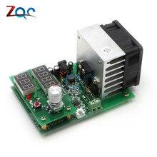 9.99A 60 Вт 30 в электронный сброс нагрузки постоянного тока тестер емкости батареи с двойной светодиодный модуль цифрового вентилятора
