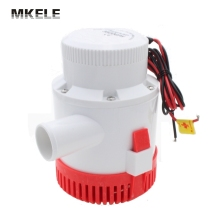 MKBP-G3500-12 12V 3500GPH battery operated bilge pump without float switch,bilge pump boat  Quality Assured