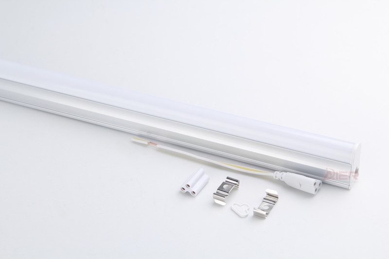 T5 led tube light 1200mm 18W, AC85 265V, 4pcs free shipping-in LED Bulbs &  Tubes from Lights & Lighting