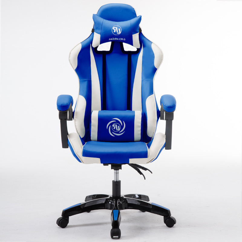 Computer European Gaming Adjustable Height Gamer Rotating Armrest Pc Home Office Internet Chair