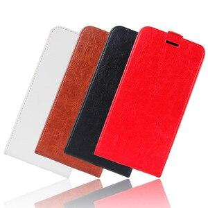 Image 3 - Redmi 6A étui à porte cartes en cuir Vertical à rabat pour Xiaomi Redmi 6A étui de protection complet pour téléphone