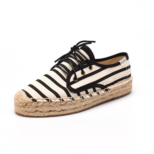 689001a9dd37 White-and-black-women-lace-up-espadrilles-casual-striped-Jute-platform-and-rubber-outsole-women- shoes.jpg 640x640.jpg